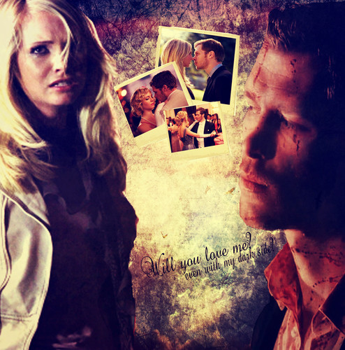 """You like being strong, ageless, fearless. We're the same, Caroline."""