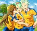 [spoiler] family picture - inazuma-eleven photo