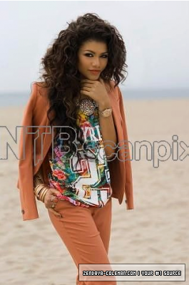 Zendaya Coleman wallpaper possibly with a maillot, a swimsuit, and a portrait called ❤