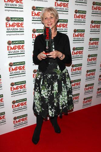 18th Jameson Empire Film Awards 2013