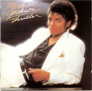 "1982 Epic Release, ""Thriller"""