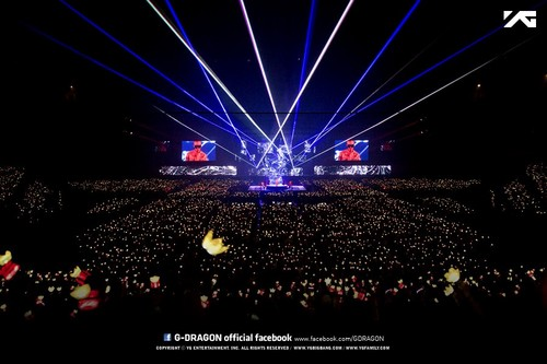2013 1st WORLD TOUR G-DRAGON [ONE OF A KIND] 음악회, 콘서트 in Fukuoka, 일본 (April 6th, 2013)