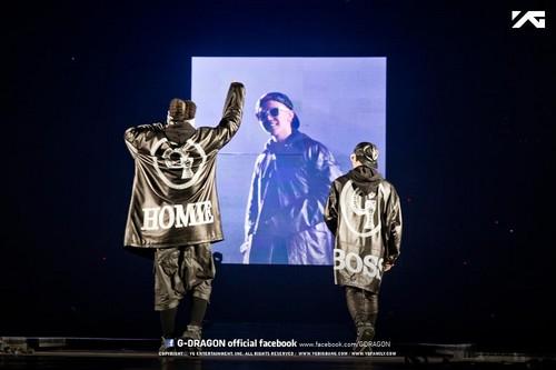 2013 1st WORLD TOUR G-DRAGON [ONE OF A KIND] konsiyerto in Fukuoka, Hapon (April 6th, 2013)