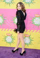 2013 Nickelodeon's Kids' Choice Awards - elizabeth-gillies photo