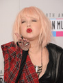 40th American Music Awards at Nokia Theatre L.A. Live in Los Angeles - cyndi-lauper photo