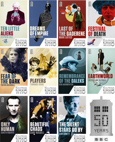 50th Anniversary of Doctor Who!
