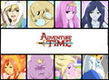 Adventure time Anime style - adventure-time-with-finn-and-jake photo