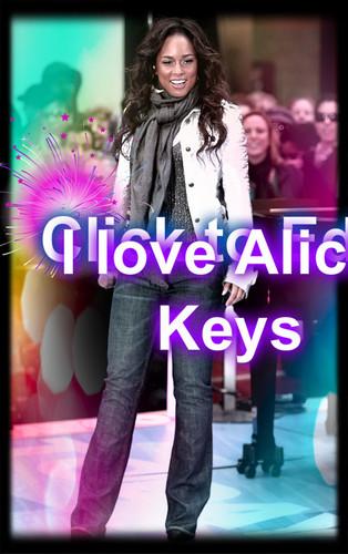 알리샤 키스