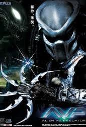 Alien vs Predator video game poster
