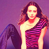 CINEMA NOW: MOVIE AND TELEVISION ICONS: Amy Acker of