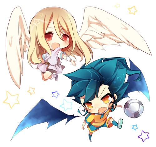 malaikat x Angel?