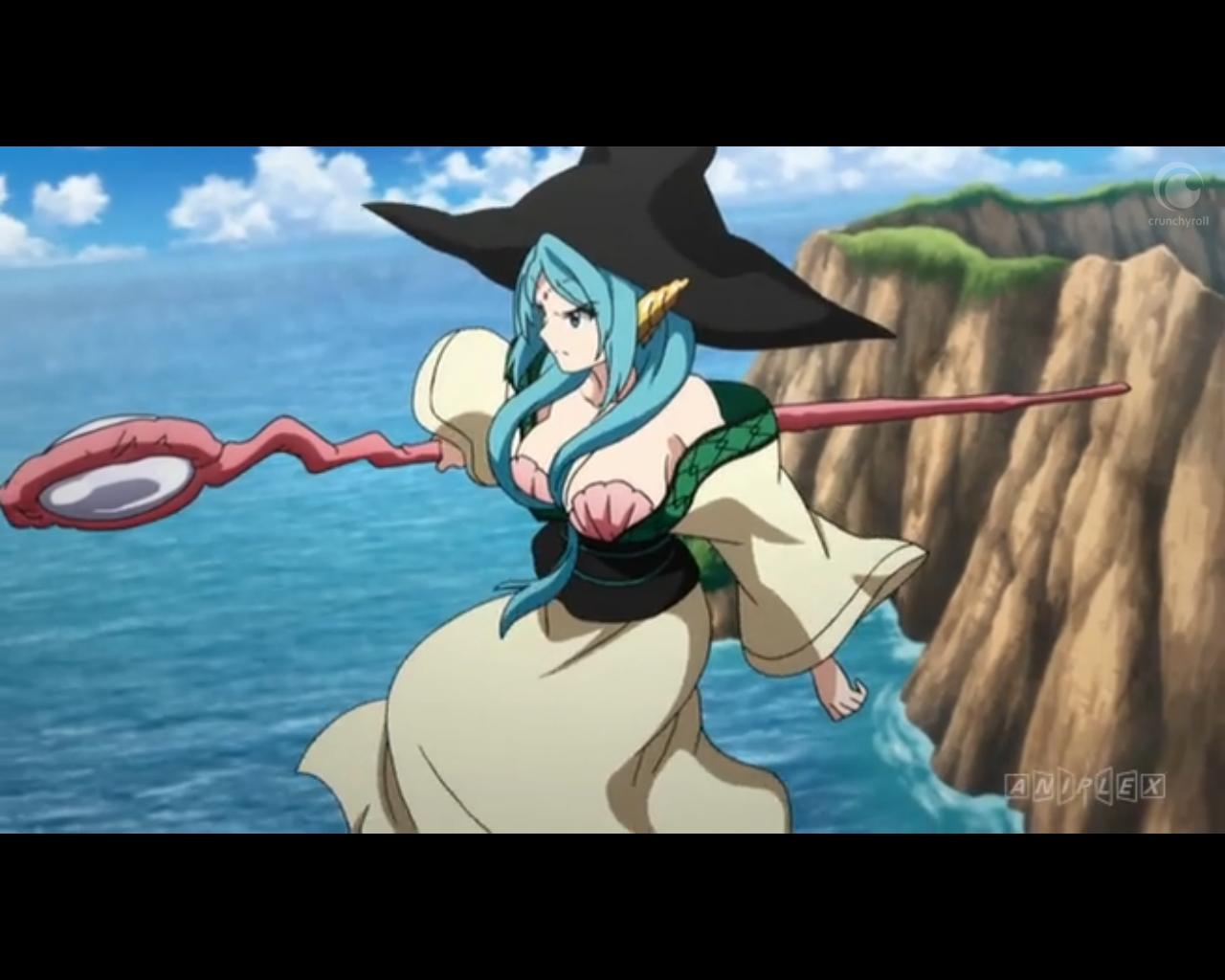картинки аниме маги: