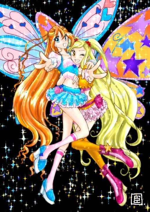 anime winx club!!