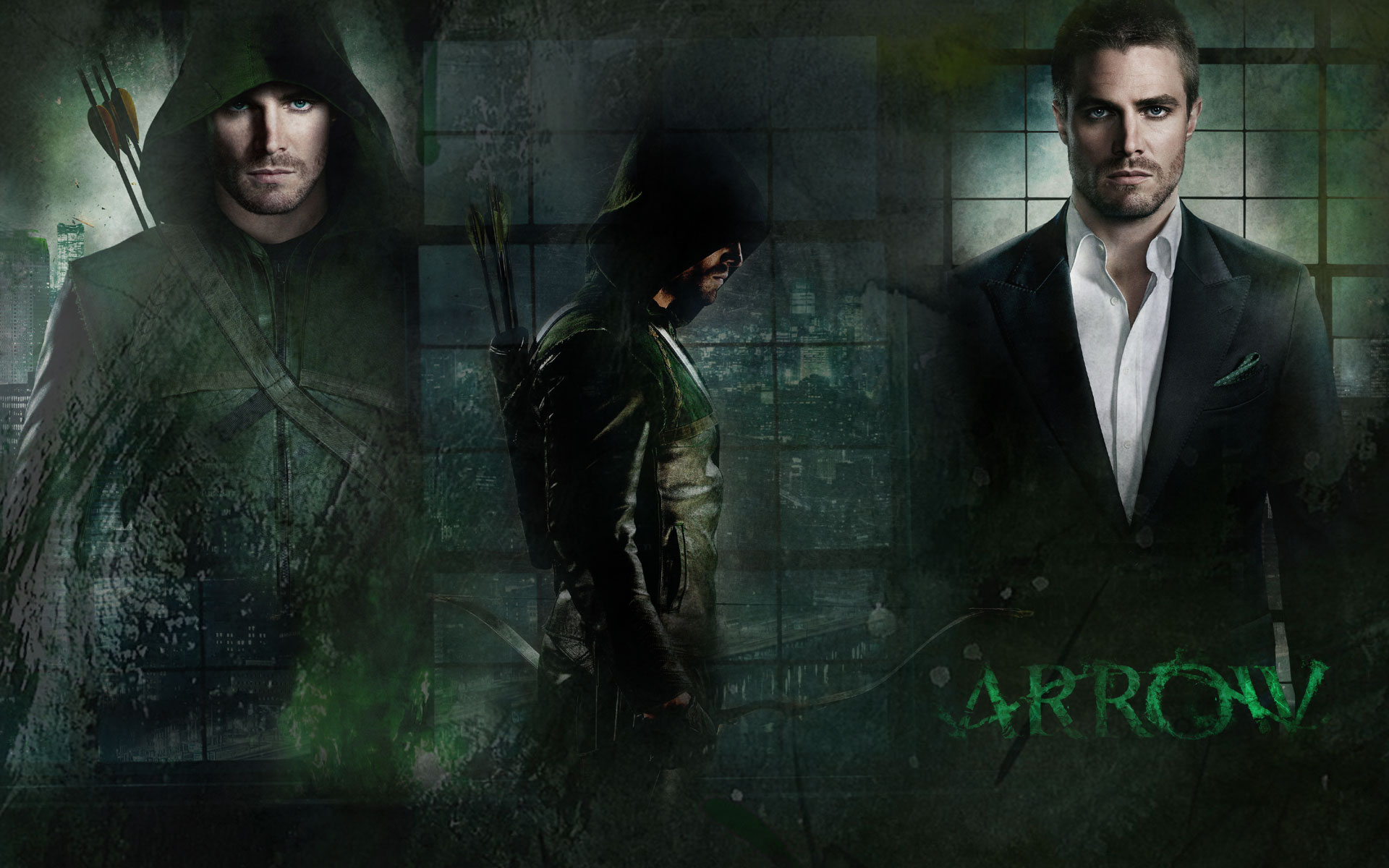 More Official Photos from CW's Arrow The Reel Bits