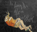 As long as were together... - the-heroes-of-olympus fan art