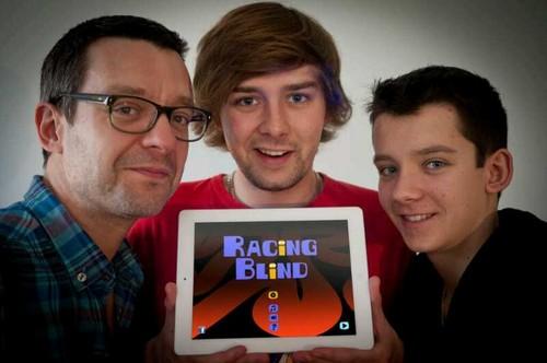 """Asa's Game, """"Racing Blind"""""""