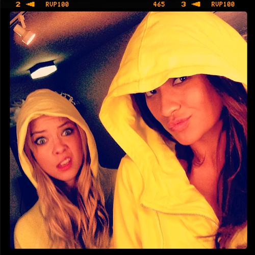 Ashley and shay