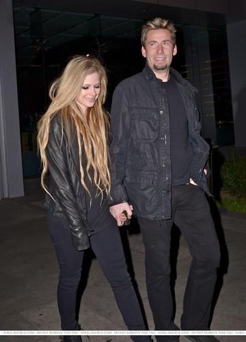 Avril Lavgine & Chad Kroeger