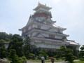 Azuchi गढ़, महल