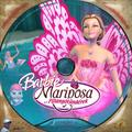 barbie Mariposa written on Mermaidia CD