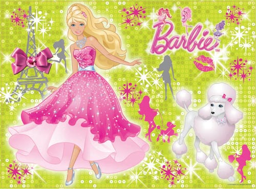 filmes de barbie wallpaper possibly with a bouquet titled barbie a fashion fairytale