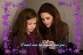 Bella and nessie - twilight-series fan art