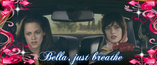 Bella, breathe