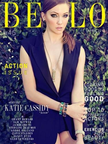 Bello Magazine (April 2013)
