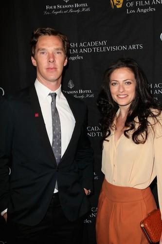 Benedict Cumberbatch   BAFTA 2013