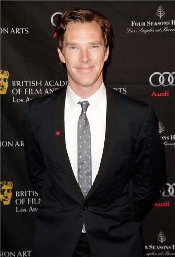 Benedict Cumberbatch | BAFTA 2013