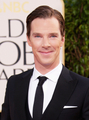 Benedict Cumberbatch | Golden Globes Awards 2013 - benedict-cumberbatch photo