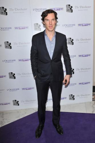 Benedict Cumberbatch | South Bank Sky Arts Awards