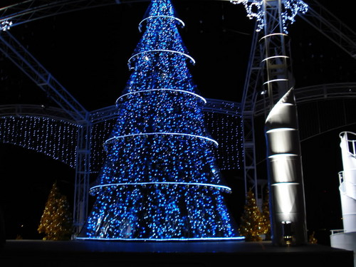 Blue Xmas in Tokyo