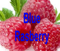 Blue rasberry - fruit fan art