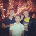 Boys nite out in LA - damian-mcginty photo