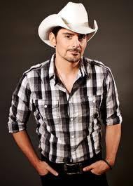 Brad Paisley wallpaper containing a fedora, a campaign hat, and a boater entitled Brad