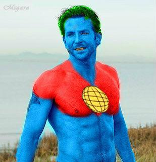 Bradley Cooper as Captain Planet