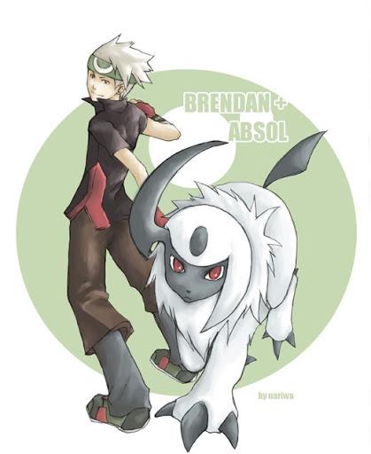 Pokemon Brendan And Zinnia Images | Pokemon Images