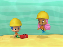 Bubble Guppies Molly and Gil