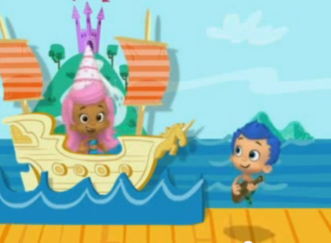 bubble guppies are molly and gil dating Watch gil and molly from the bubble guppies come to life in this video see how two empty paint tubes can become swim-sational toys.