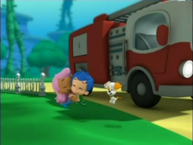 bubble guppies are molly and gil dating