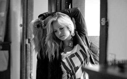 Candice Accola - Nylon Photoshoot 2010