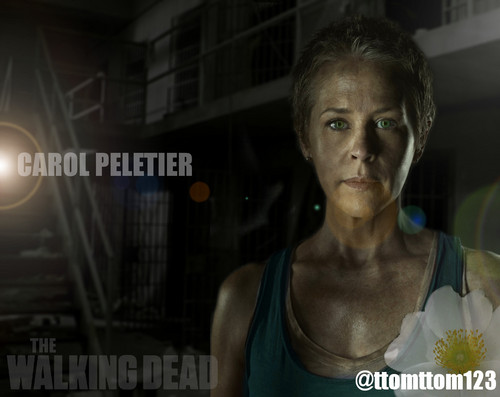 Carol Peletier Walking Dead Season 4