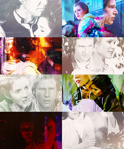Carrie&Harrison (Leia&Han)