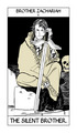 Cassandra Jean's Tarot Cards: Brother Zachariah {The Silent Brother}. - mortal-instruments photo