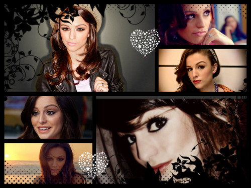 Cher Llyod collage