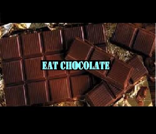 chocolate ={D