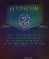 Chosen - slytherin photo