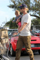 Chris Hemsworth and His Daughter  - chris-hemsworth photo