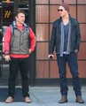 Chris & Luke Hemsworth  - chris-hemsworth photo